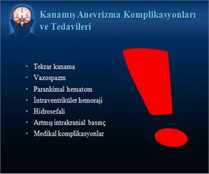 1.Uludağ Nöroşirürji Kış Sempozyumu