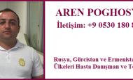 Rusya, Gürcistan ve Ermenistan Ülkeleri Hasta Danışmanı